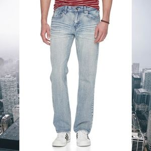Urban Pipeline MaxFlex Relaxed Straight Jeans